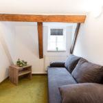 Doppelzimmer mit Schlafnische Urlaub in Seiffen