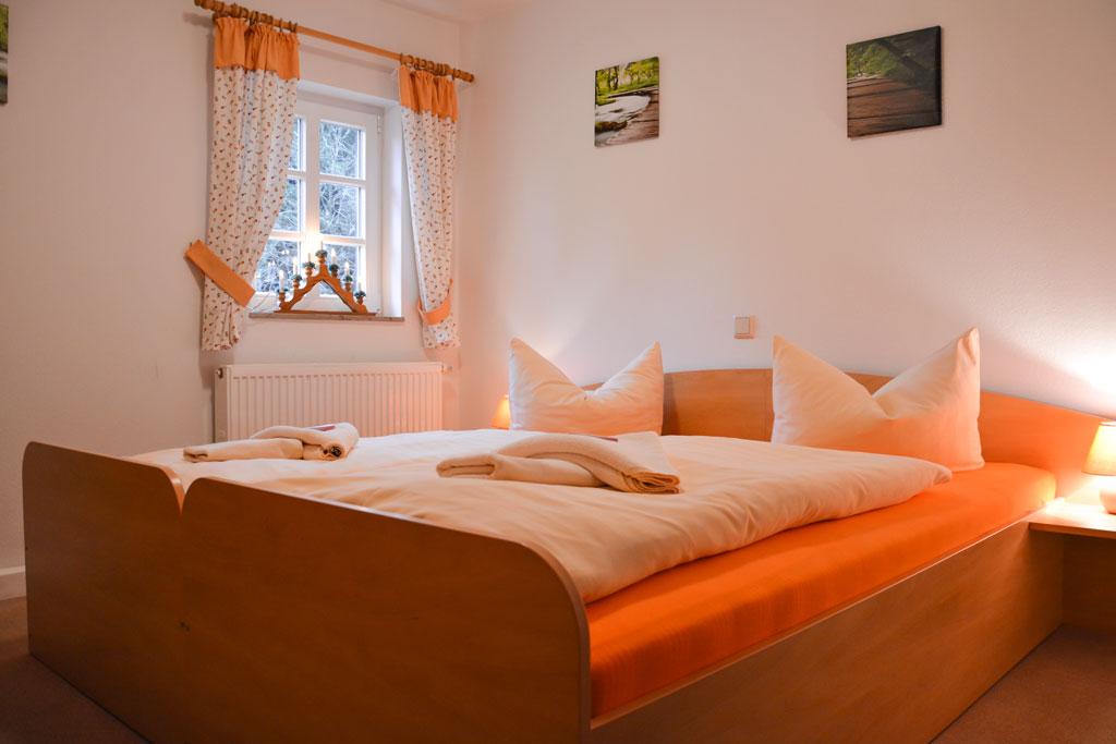 Doppelzimmer Rubrik Spar im Waldgasthof