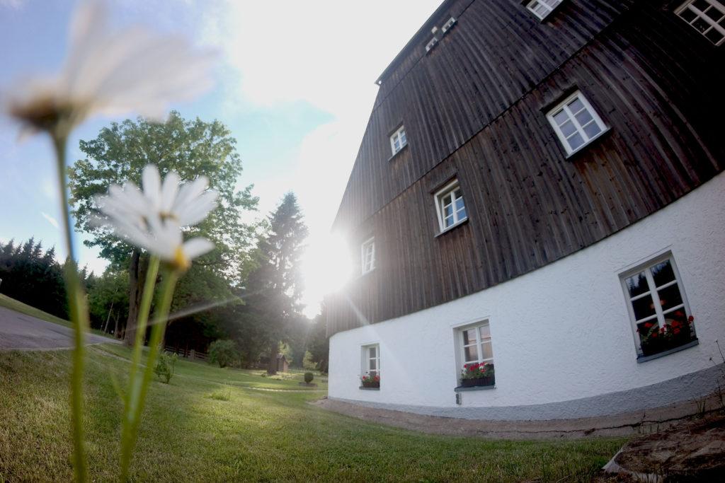 idyllischer Waldgasthof
