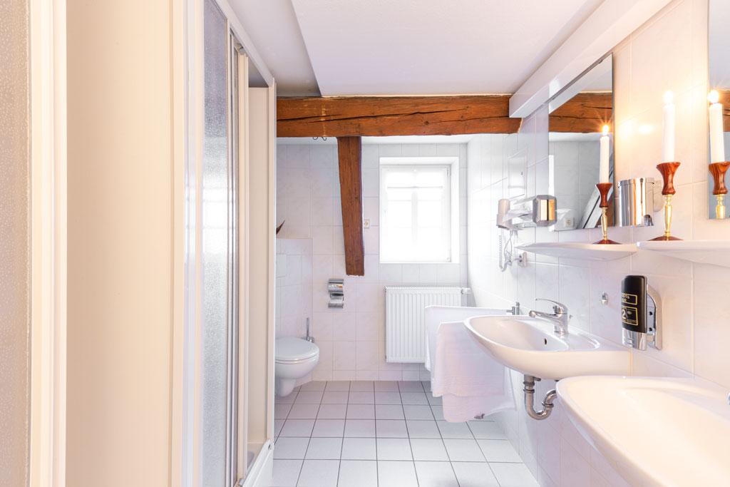 DoppelzimmerPremium Bad Pension Waldgasthof Seiffen