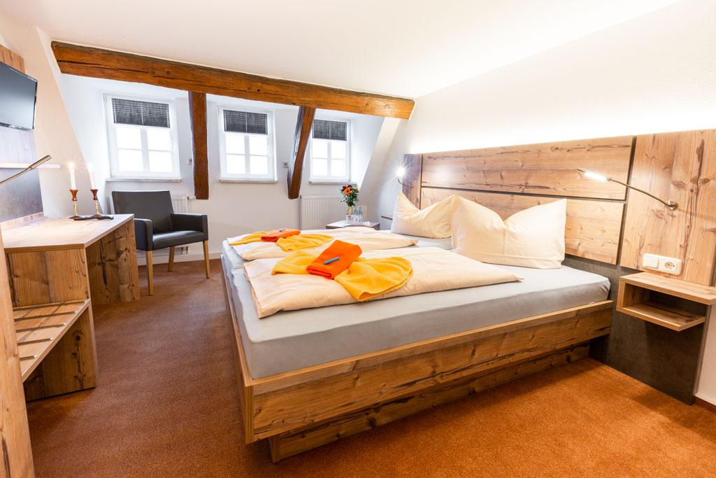 Familienzimmer Seiffen mit zwei Schlafzimmer