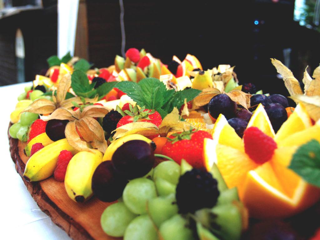 Catering für Feierlichkeiten im Haus